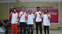 Ketua Umum (Ketum) Persatuan Bola Voli Seluruh Indonesia (PBVSI) Pusat, Imam Sudjarwo