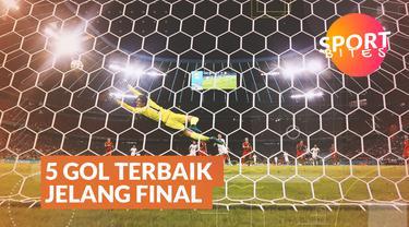Cover video SportBites 5 gol terbaik jelang final Euro 2020