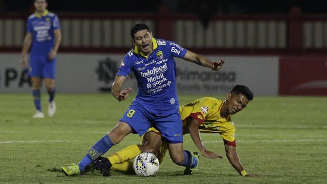 Bhayangkara FC vs Persib Bandung