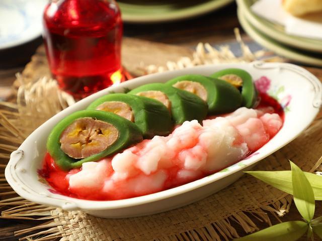 Resep Takjil: Es Pisang Ijo Lembut - Lifestyle Fimela.com