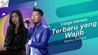 Berikut ini 5 single Indonesia terbaru yang wajib didengar dan masuk playlist kamu. (Foto: Deki Prayoga, Daniel Kampua/Bintang.com, Desain: Nurman Abdul Hakim/Bintang.com)
