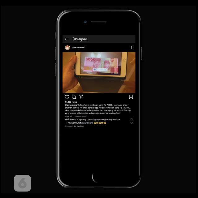 Aplikasi Iphone Untuk Uang 75 Ribu