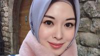 Ayana Moon menyukai buah-buahan dan minuman ion (Dok.Instagram/@xolovelyayana/https://www.instagram.com/p/B-wpWtRlSn5/Komarudin)