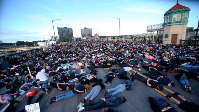 Tragedi George Floyd, Boateng: Anti-Rasisme Jangan Hanya di Media Sosial