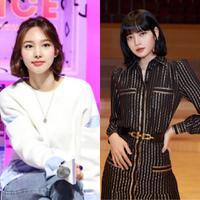 Nayeon Twice dan Lisa Blackpink/dok. Istimewa
