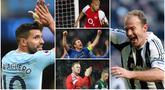 Premier League adalah salah satu liga paling panas di dunia. liga tertinggi Inggris itu telah melahirkan banyak pemain top dan sederet pencetak gol handal. Berikut daftar pemain paling subur di era Premier League. (Foto Kolase AFP)