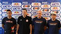 Pelatih Borneo FC, Mario Gomez, menyebut timnya sudah melupakan kekalahan telak dari Persija Jakarta yang terjadi pada Piala Presiden 2019 lalu. (dok. Borneo FC)