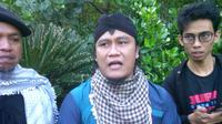 Gus MIftah mengajak PSK berbuka puasa bersama di restoran di Yogyakarta, Kamis 25 Juni 2015. (Liputan6.com/Fathi Mahmud)