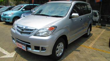 Toyota Avanza di Mobil88
