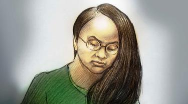 Jennifer Pan divonis seumur hidup karena membunuh orangtuanya sendiri