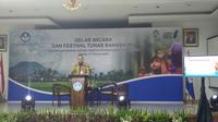 Badan Bahasa Gelar Seminar dan Festival untuk memperingati Hari Bahasa Ibu Internasional. Acara dibuka Prof Dadang Sunendar, M.Hum, Kepala Badan Bahasa Republik Indonesia