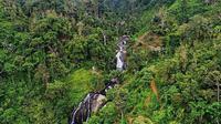 Air Terjun Indo' Rannuang di Polewali Mandar (Fauzan/Liputan6.com)