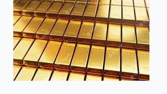 Harga Emas Cetak Rekor Termahal dalam 5 Bulan