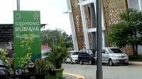 Pemerintah Kabupaten Gunungkidul menyiapkan skenario terburuk menggunakan Taman Budaya Gunungkidul sebagai shelter perawatan pasien COVID-19 jika rumah sakit tak mampu lagi menampung Pasien Covid-19.