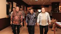 Rapat koordinasi Tim Pengendalian Inflasi Pusat (TPIP).  Dok BI