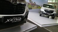 Daihatsu Great New Xenia Custom menjadi varian baru Xenia.(Herdi/Liputan6.com)