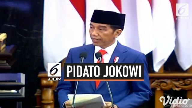 Presiden Jokowi mengatakan Indonesia memiliki modal untuk bersaing dengan negara lain, yaitu anak muda. Ia yakin dengan jumlah anak muda yang banyak, Indonesia mampu unggul.