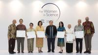 L'Oréal-UNESCO For Women in Science (FWIS) 2019. foto: dok. L'Oreal Indonesia