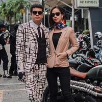 Kevin Julio dan Kekasih (Sumber: Instagram/geasuketcha//kevinjulio1993)