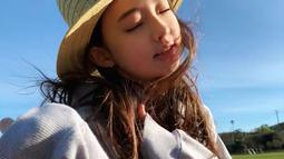 Gadis cantik ini kini berada di bawah manajemen model terkemuka yakni L.A. Models dan The Black Label Korea yang masih satu atap dengan agensi Jennie BLACKPINK. (sumber: Liputan6.com/IG/@ellagross)