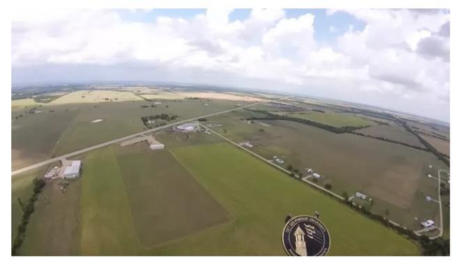 Pemandangan dari atas (Sumber: Siakapkeli.my)