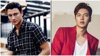 Christian Sugiono dan Lee Min Ho (Sumber: Instagram/csugiono/actorleeminho)