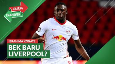 Berita video bursa transfer kali ini membahas Ibrahima Konate yang dikabarkan akan merapat ke Liverpool.