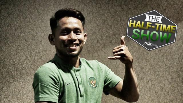 Berita video Half Time Show kali ini membahas seputar bursa transfer pemain dan pelatih klub Indonesia untuk musim 2019. Ada beberapa transfer kali ini yang sensasional dan mengejutkan.