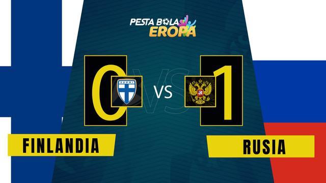 Berita Video Rusia Raih Kemenangan Tipis 1-0 atas Finlandia di Matchday 2 Euro 2020