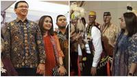 Ahok dan Puput Nastiti Devi (Sumber: Instagram/btp_fans_club)