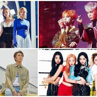 Di antara nama-nama sub unit K-Pop berikut, mana yang terbaik? (Istimewa)