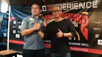 Acara bertajuk 'friendship becomes brotherhood' ini bakal berlangsung 27 dan 28 Oktober 2018 di Bintaro Jaya Xchange Mall, Tangerang, Banten.