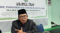 Ketua Bidang Informasi dan Komunikasi MUI, Masduki Baidowi (Merdeka.com/Hari Ariyanti)
