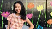 Vivian Yee, mahasiswa berusia 14 tahun. (dok.Instagram @vivian_yee/https://www.instagram.com/p/B0zOqE8l7ln/Henry)