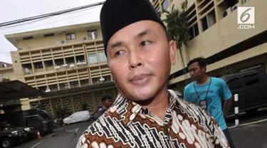 Sugianto Sabran akan melepas status dudanya pada 25 Januari mendatang.