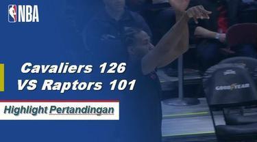Collin Sexton skor 28 sebagai Cavaliers mendapatkan kemenangan atas Raptors