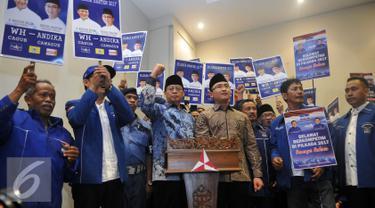 20160808- Partai Demokrat Usung Wahidin-Andika Maju di Pilgub Banten- Johan Tallo
