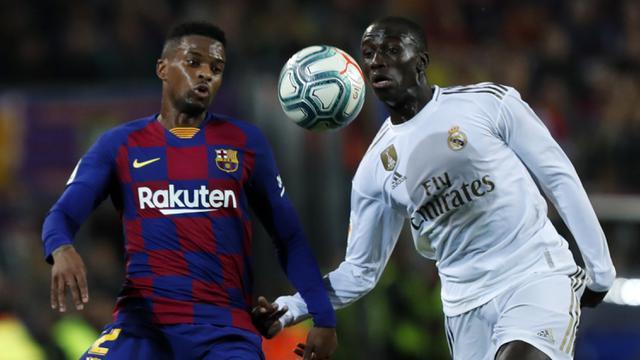 Barcelona Ditahan Real Madrid 0-0 di Camp Nou