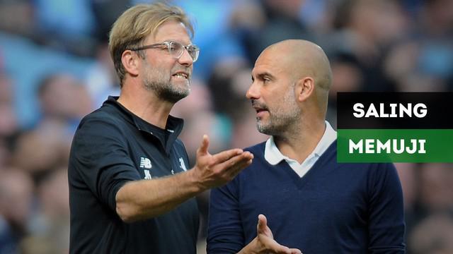 Berita Video Data dan Fakta Manchester City vs Liverpool