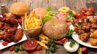 Aneka Junk Food / Sumber: iStock