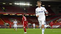 4. Patrick Bamford (Leeds United) - Anak asuh Marcelo Bielsa ini ikut meramaikan daftar top skor sementara Liga Inggris. Sejauh ini ia telah mencetak tiga gol. (Shaun Botterill, Pool via AP)