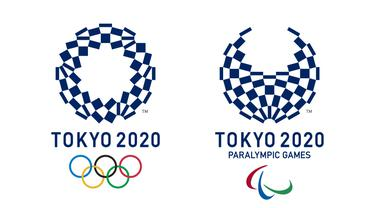 Logo Olimpiade dan Paralimpik Tokyo 2020
