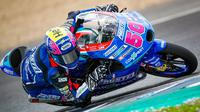 Pembalap Moto3, Jason Dupasquier. (MotoGP)