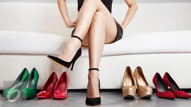 06605e00fd7f Jangan Pasangkan High Heels dengan 5 Jenis Bawahan Ini - Fashion ...