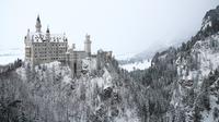 Kastil Neuschwanstein saat musim salju (dok. Niko Benedick/Fairuz Fildzah)