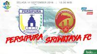 Jadwal Liga 1 2018, Persipura Jayapura vs Sriwijaya FC. (Bola.com/Dody Iryawan)
