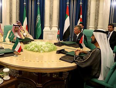Arab Saudi, Kuwait, dan UEA Bantu Yordania Rp 35 Triliun untuk Hadapi Krisis