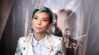 Shareefa Daanish, aktris Indonesia yang telah membintangi beberapa judul film kini hadir lagi di dunie perfilman Tanah Air. Bermain di film Danur yang bergenre horror ini Shareefa mengaku telah mendapat pengalaman yang berbeda. (Nurwahyunan/Bintang.com)