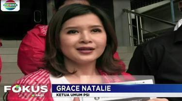 Grace menilai tuduhan tersebut merupakan pencemaran nama baik dan pembunuhan karakter terhadapnya.
