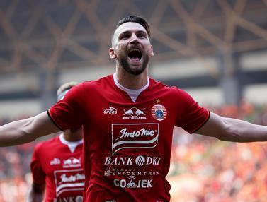 Liga 1 2019: Persija Jakarta Vs PSS Sleman